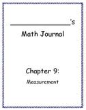 Go Math - Math Journal - Chapter 9