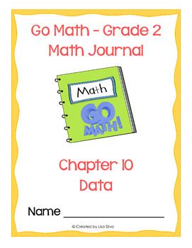 Go Math! Math Journal - Grade 2 - Chapter 10