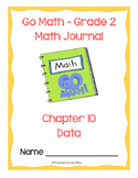 Go Math! Math Journal - Grade 2 - Chapter 10