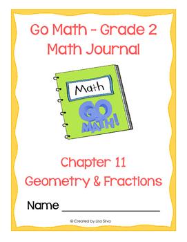 Go Math! Math Journal - Grade 2 - Chapter 11