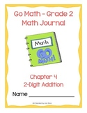 Go Math! Math Journal - Grade 2 - Chapter 4