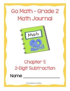 Go Math! Math Journal - Grade 2 - Chapter 5