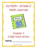 Go Math! Math Journal - Grade 2 - Chapter 5