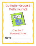 Go Math! Math Journal - Grade 2 - Chapter 7