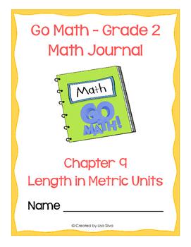 Go Math! Math Journal - Grade 2 - Chapter 9