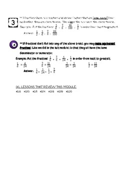 Go Math Module 4 Notes for students and parents