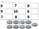 6-10 Number Practice Go Math Center Acitivities Fall/Pumpkin Theme