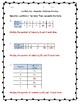 Go Math Practice - 3rd Grade - 5.1 - Describe Patterns Worksheet Freebie!