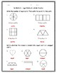Go Math Practice - 3rd Grade - 8.1 Equal Parts of a Whole Worksheet Freebie