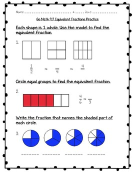 Go Math Grade 5 Answer Key Chapter 9