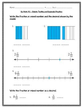 Smart Montessori Mathematics Learning Education Teaching Material For Children Decimal Fraction Exercise Home