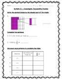 Go Math Practice - 5th Grade Chapter 3 - Add and Subtract Decimals