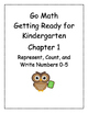 Go Math! Problems of the Day, Kindergarten