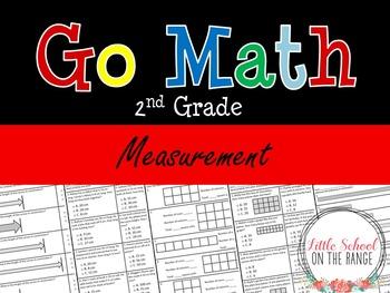 Go Math Second Grade: Chapter 17 Supplement - Measurement