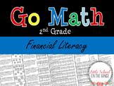 Go Math Second Grade: Chapter 20 Supplement - Financial Literacy