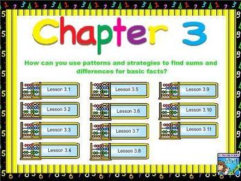 Go Math - Second Grade - Chapter 3