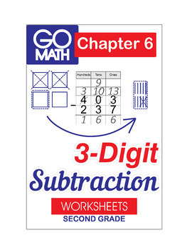 Go Math Second Grade: Chapter 6 Supplement - 3-Digit ...