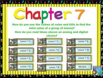 Go Math - Second Grade - Chapter 7