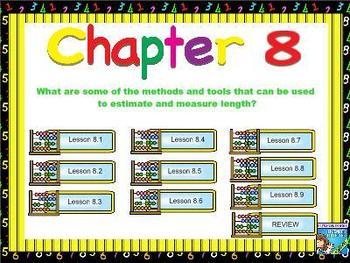 Go Math - Second Grade - Chapter 8