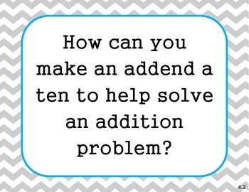 Second Grade Go Math Essential Questions - Chapter 4