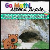 Go Math! Second Grade Focus Wall Growing Bundle