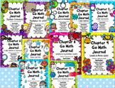 Go Math Second Grade Math Journal Bundle!