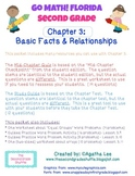 Go Math! Second Grade Study Pack for Chapter 3- Basic Fact