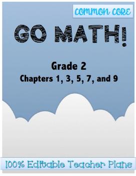 Go Math! Teacher Plans