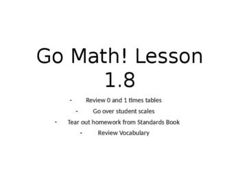 Go Math Third Grade