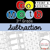 Go Math 3rd Grade: Chapter 5 Supplement - Subtraction