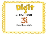 Go-Math Vocabulary Posters Chapters 5-7