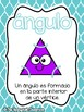 Go Math! Vocabulary Posters in Spanish- Chapter 11