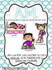 Go Math! Vocabulary Posters in Spanish- Chapter 7