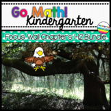 Go Math! Kindergarten Focus Wall Bundle