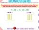 Go Math Interactive Mimio Lesson 5.3 Solving Problems - Distributive Property