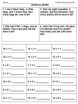 Go Math math Spirals