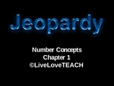 Go Math_ Chapter 1 Jeopardy