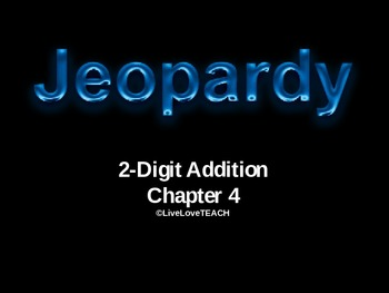 Go Math_ Chapter 4 Jeopardy