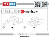 Go Ninja PE QR Code Task Cards