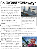 Go On & Getaway Article Text and Question Sets - FSA/PARCC-Style ELA Assessment