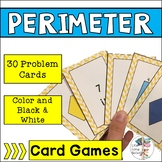 Perimeter Go Fish Math Review Game