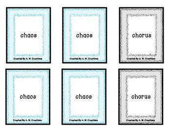 Go Phish! Digraphs (Go Fish) Phonics Card Game FREEBIE