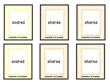Go Phish! Phonograms (Go Fish) Phonics Card Game