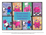 Go Pigs! A fraction-based card game