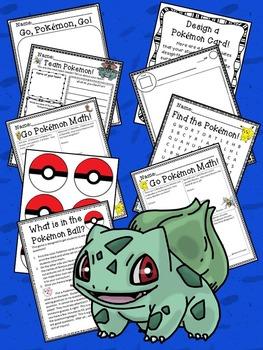Go, Pokemon, Go!