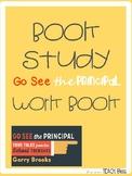Go See the Principal Book Study Workbook