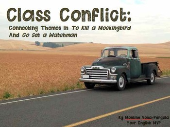 Go Set a Watchman Class Conflict Assn for To Kill a Mockingbird