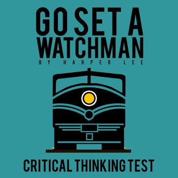 Go Set a Watchman Test