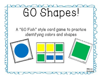 Go Shapes!