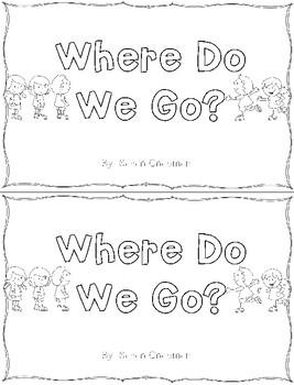 Go Sight Word Book